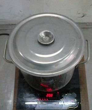 ultrashield boiling process